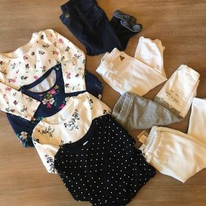 Baby girls 6-12month Gap/Old Navy Bundle